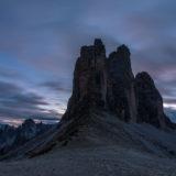 Südtirol – Schroffe Berge, steiler Fels